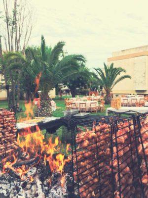 catering barbacoa